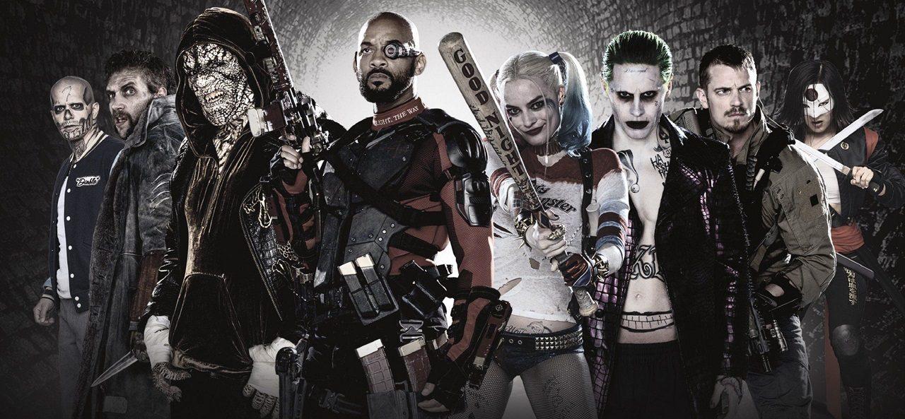 Recenzija: Suicide Squad (2016)