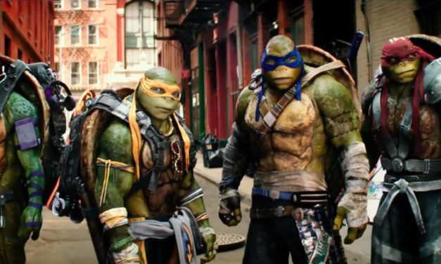 Recenzija: Teenage Mutant Ninja Turtles: Out of the Shadows (2016)