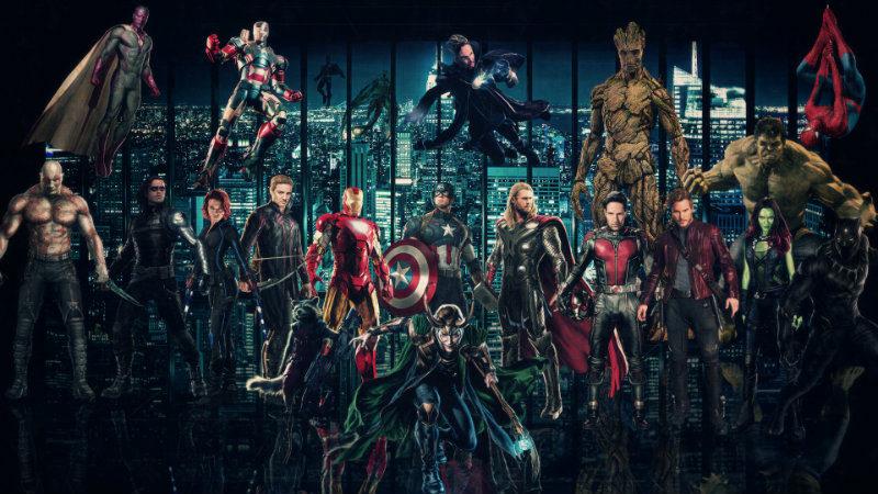 Marvel filmski svemir (MCU) – kronološki