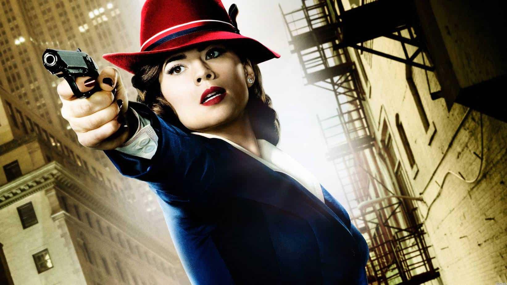 Trailer: Agent Carter (2015 – 2016)