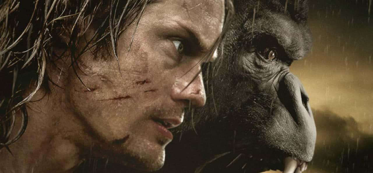 Recenzija: The Legend of Tarzan (2016)
