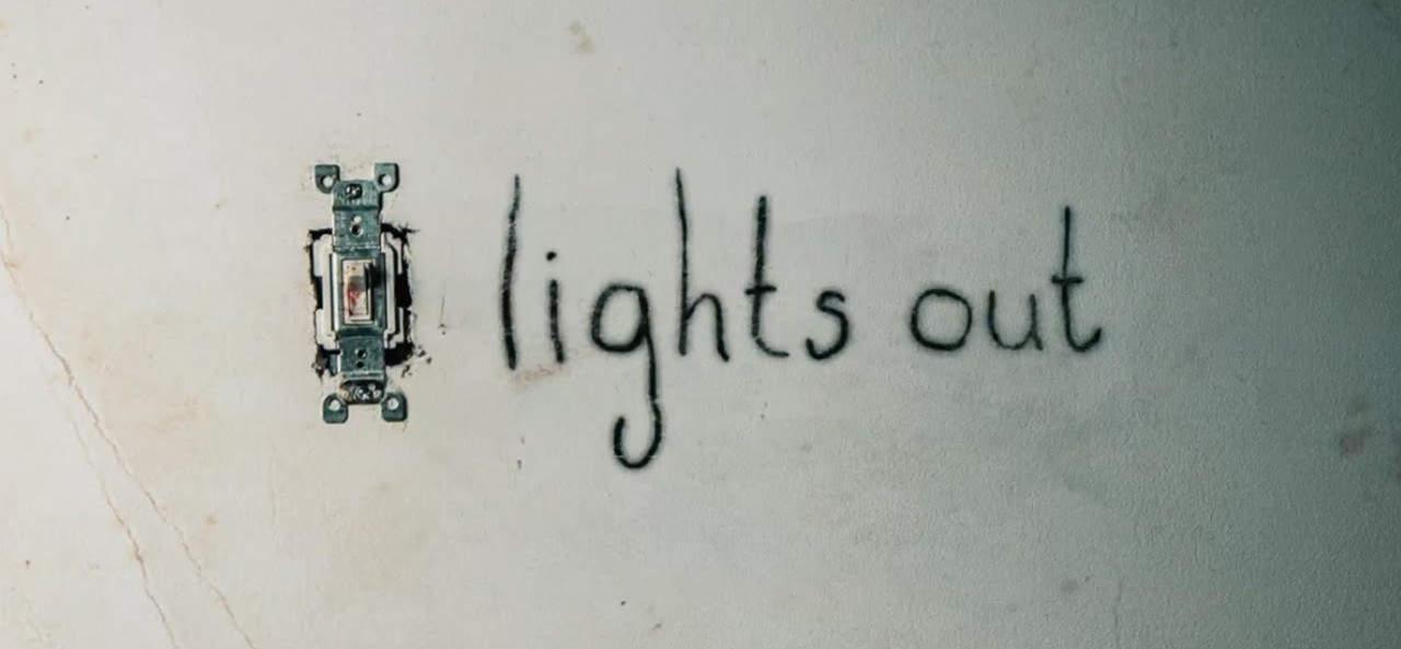 Recenzija: Lights Out (2016)