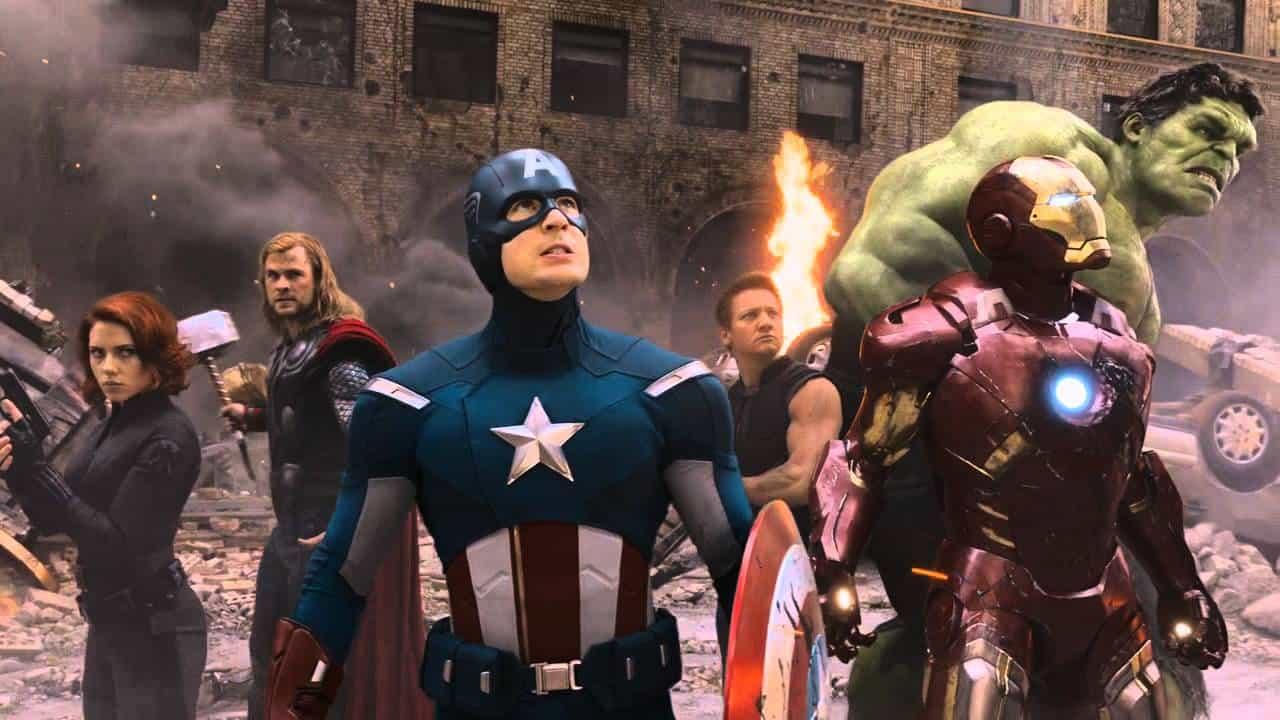 Trailer: The Avengers (2012)