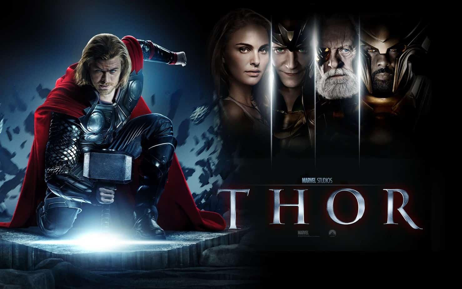Trailer: Thor (2011)