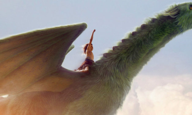 Recenzija: Pete's Dragon (2016)