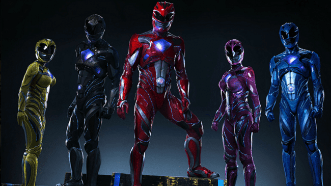 Recenzija: Power Rangers (2017)