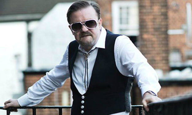 Recenzija: David Brent: Life on the Road (2016)