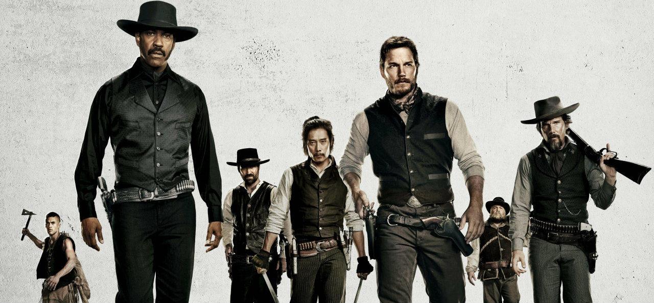 Recenzija: The Magnificent Seven (2016)