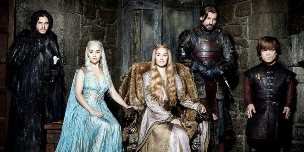 Recenzija: Game of Thrones (2011– ) (sezona 7)