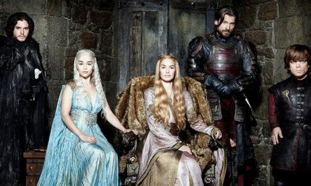 HBO predaje finale serije Igra prijestolja (Game of Thrones) za najbolji scenarij [Emmy]