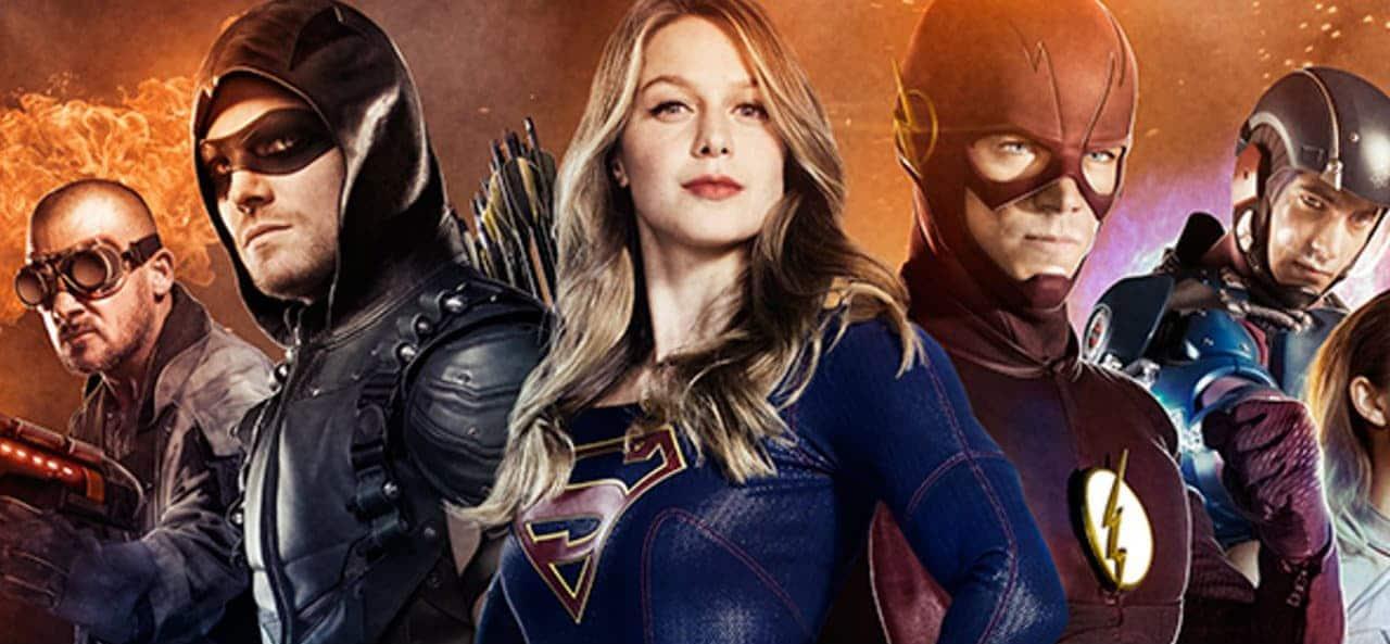 Recenzija: DC svemir serija – Crossover