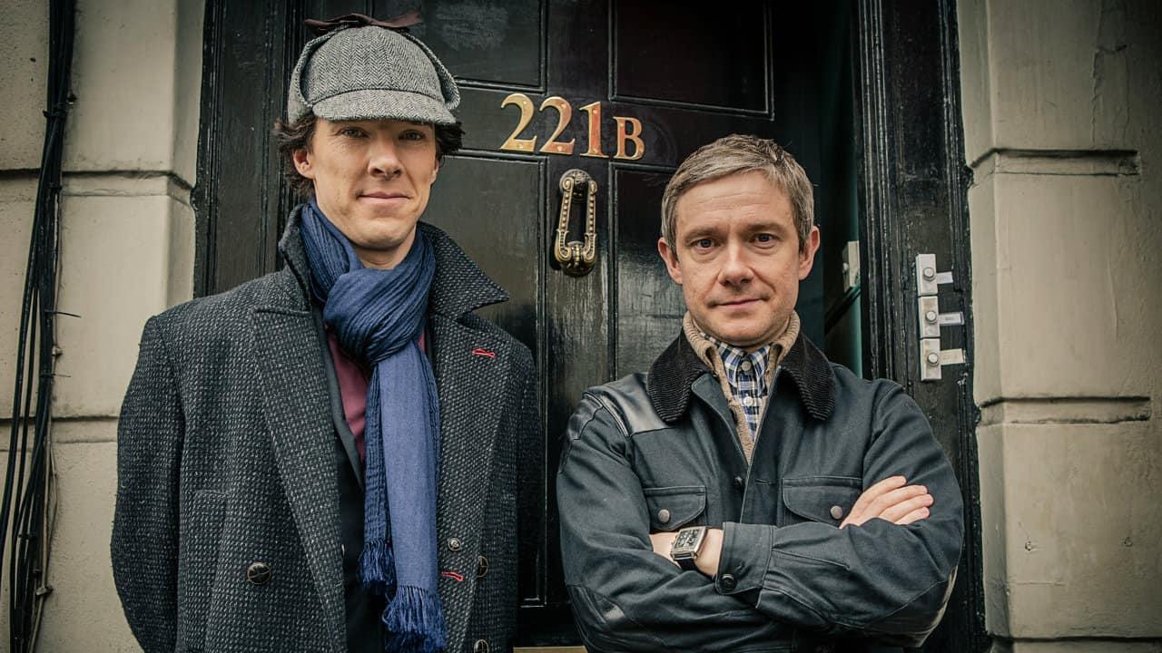 Recenzija serije: Sherlock