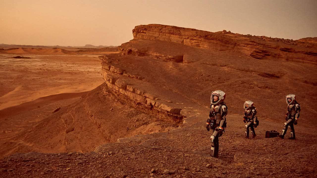 Recenzija serije: Mars (2016– )