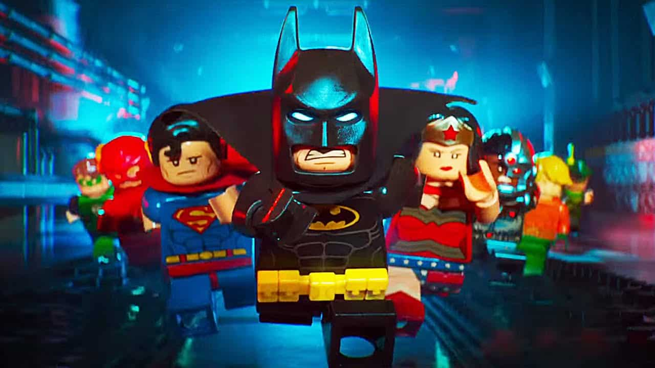 Lego Batman Film (2017)