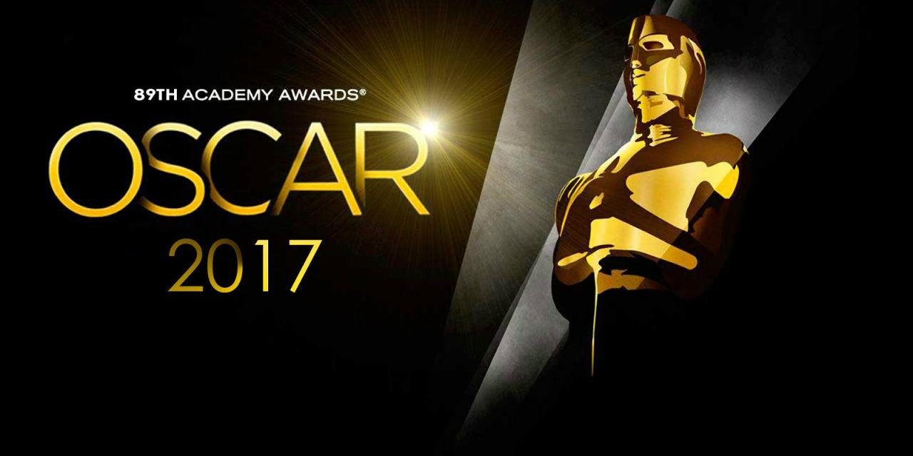 Nominacije za Oscara 2017
