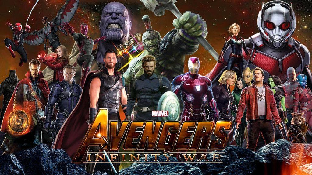 Avengers Infinity War ima najveće kino otvaranje svih vremena