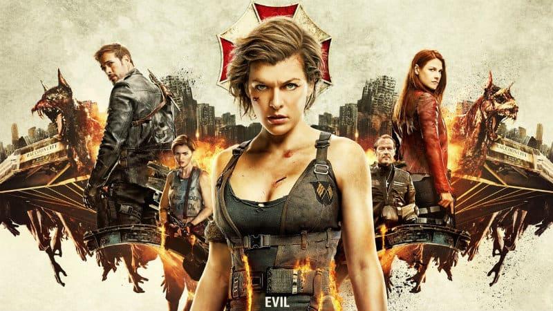 Recenzija: Resident Evil: The Final Chapter (2016)