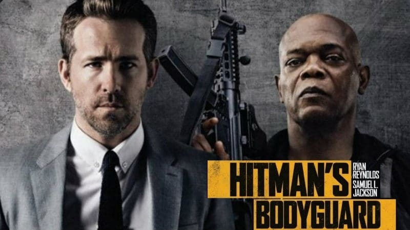 Recenzija: The Hitman's Bodyguard (2017)