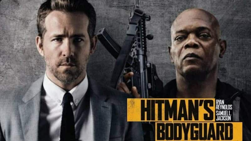 Recenzija: The Hitman's Bodyguard (2017)
