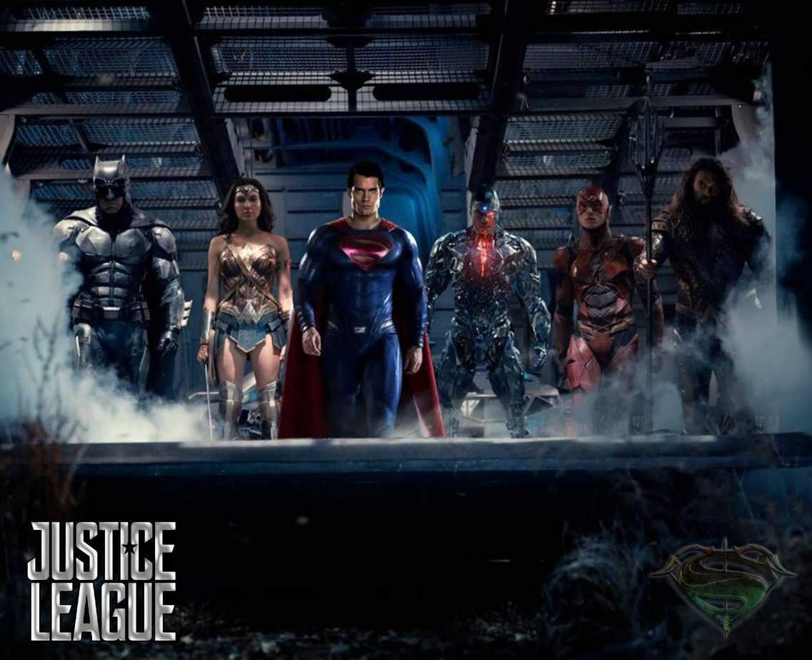 Justice League (2017) – lots of new Team Photos inside