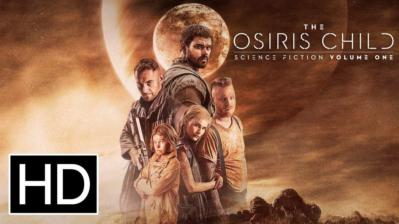 """Trailer for """"The Osiris Child: Science Fiction Volume One"""" Movie"""