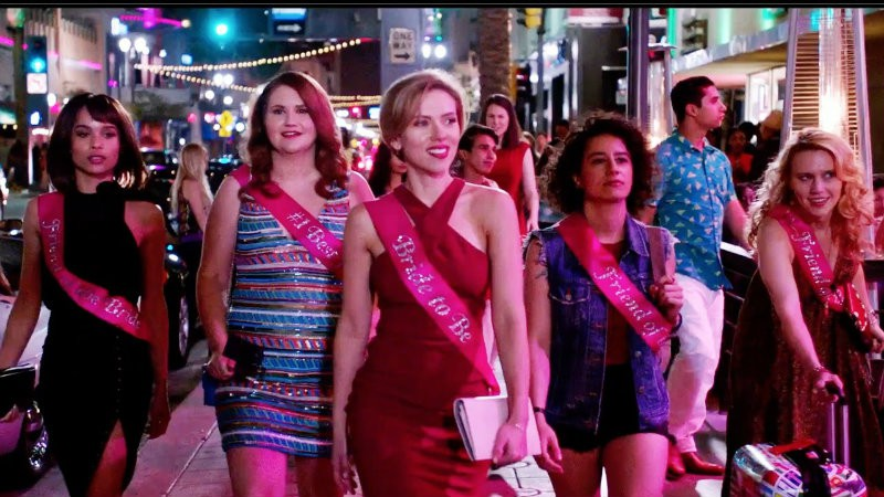 Trailer: Rough Night (2017)