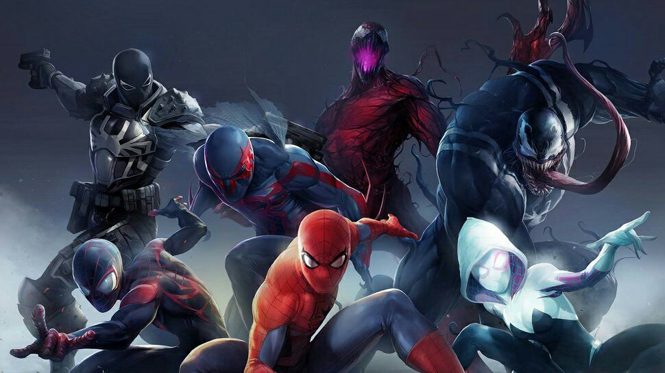 Sony ima 5 do 6 Spider-Man TV serija u izradi