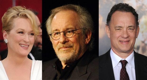 """Steven Spielbergov """"The Papers"""" počinje snimanje"""