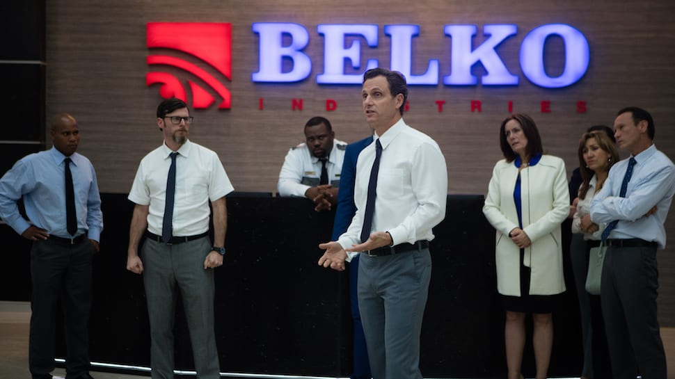 Recenzija: The Belko Experiment (2017)