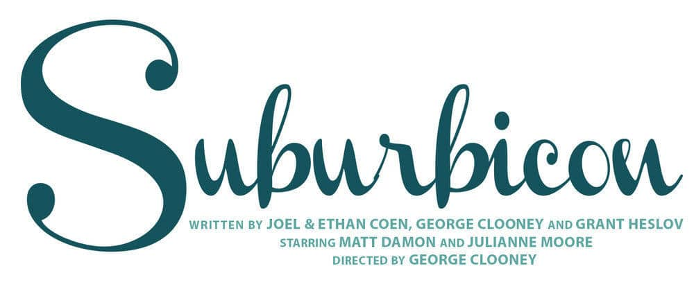 Trailer: Suburbicon (2017)