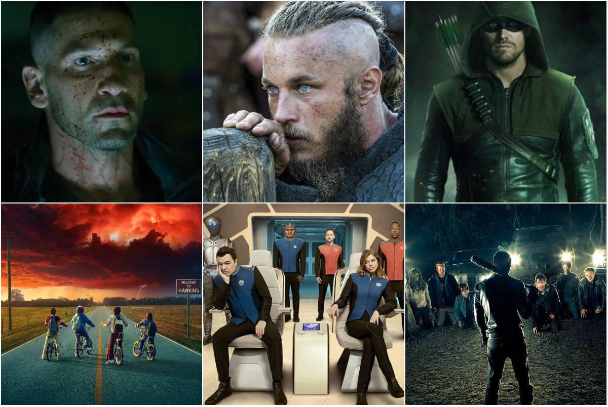 Datumi izlazaka svih TV Serija – Jesen 2017