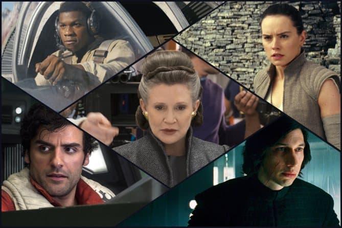 Ekskluzivne prve slike iz filma Star Wars: The Last Jedi