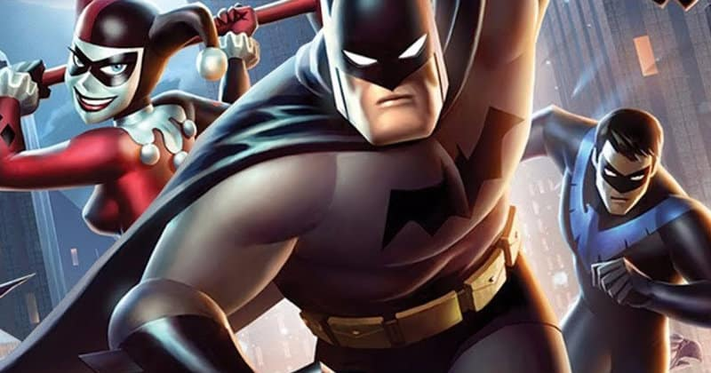 Recenzija: Batman and Harley Quinn (2017)