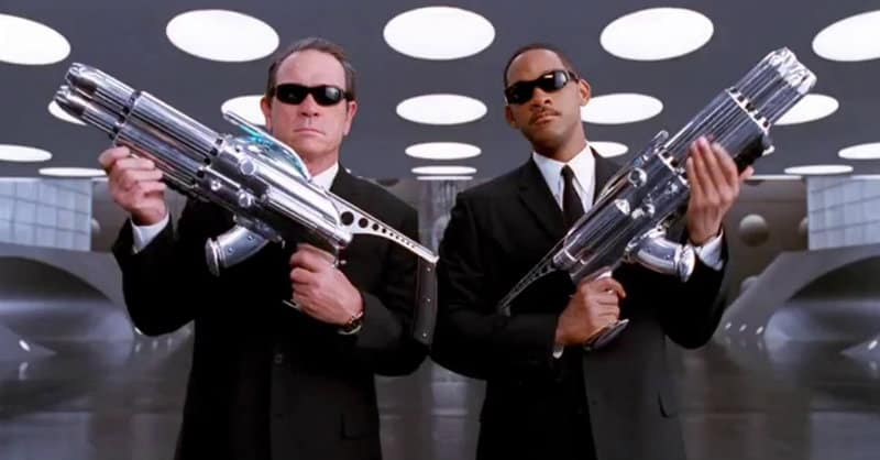 'Men in Black' spinoff - najava