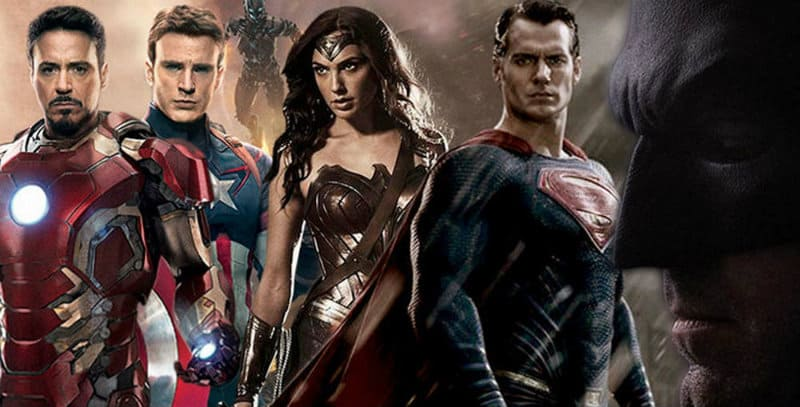 Top 5 Superher filmova – po zaradi