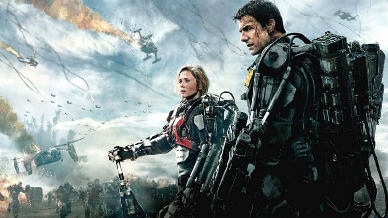 Nastavak SF filma 'Edge of Tomorrow' - najava