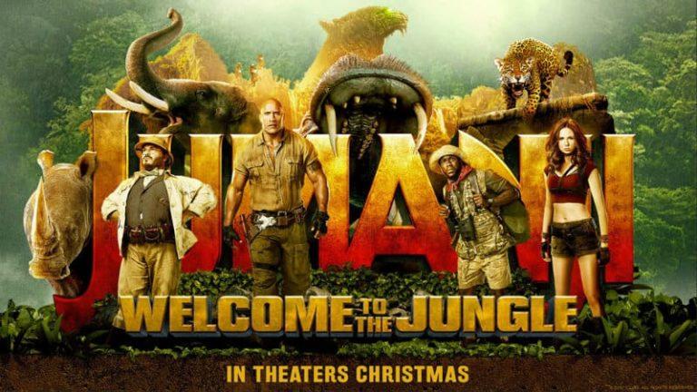 Jumanji: Welcome to the Jungle (2017) – prva tri videa iz filma