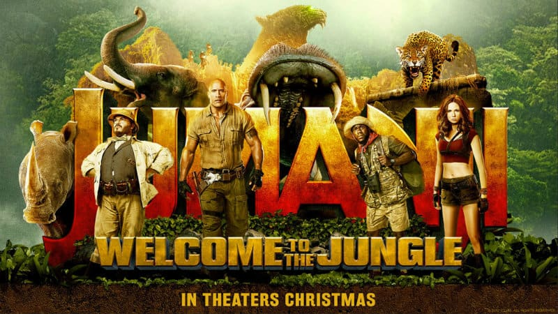 Recenzija: Jumanji: Welcome to the Jungle (2017) - Svijet filma