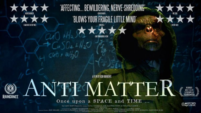 Recenzija: Anti Matter (2016)