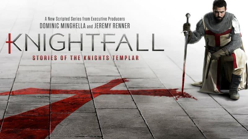 Najava serije Knightfall + Trailer
