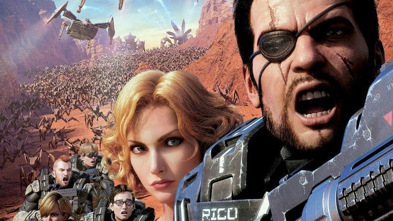 Recenzija: Starship Troopers: Traitor of Mars (2017)