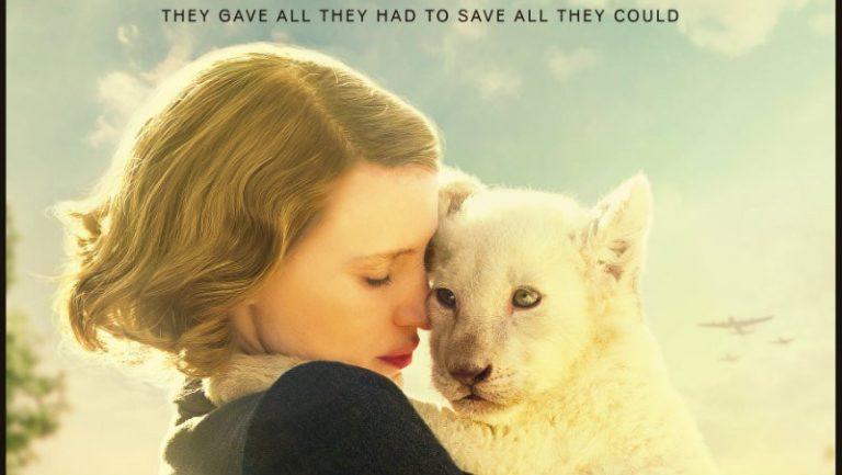 Recenzija: The Zookeeper's Wife (2017)