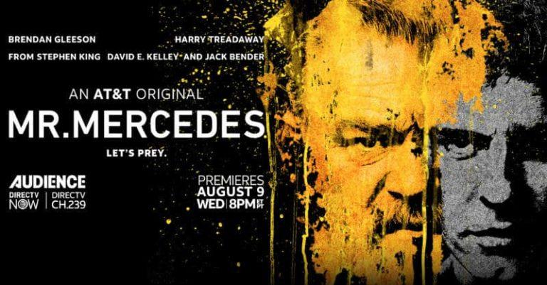 Recenzija: Mr. Mercedes (2017– )