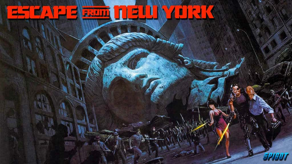 Escape from New York - remake će biti puno drugačiji od originala
