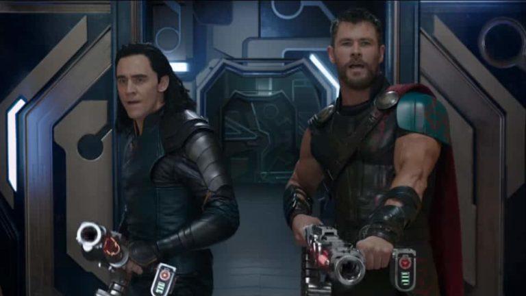 Thor & Loki – 'Get Help' – Novi Thor: Ragnarok Video Klip