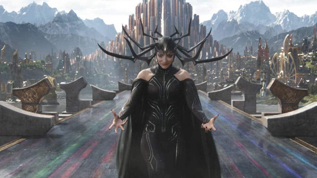 "Thor: Ragnarok (2017) - ""Hela Good"" - Klip"