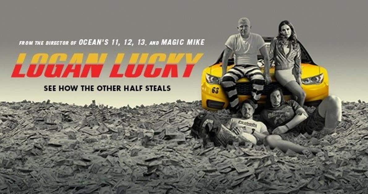 Recenzija: Logan Lucky (2017) - Svijet filma