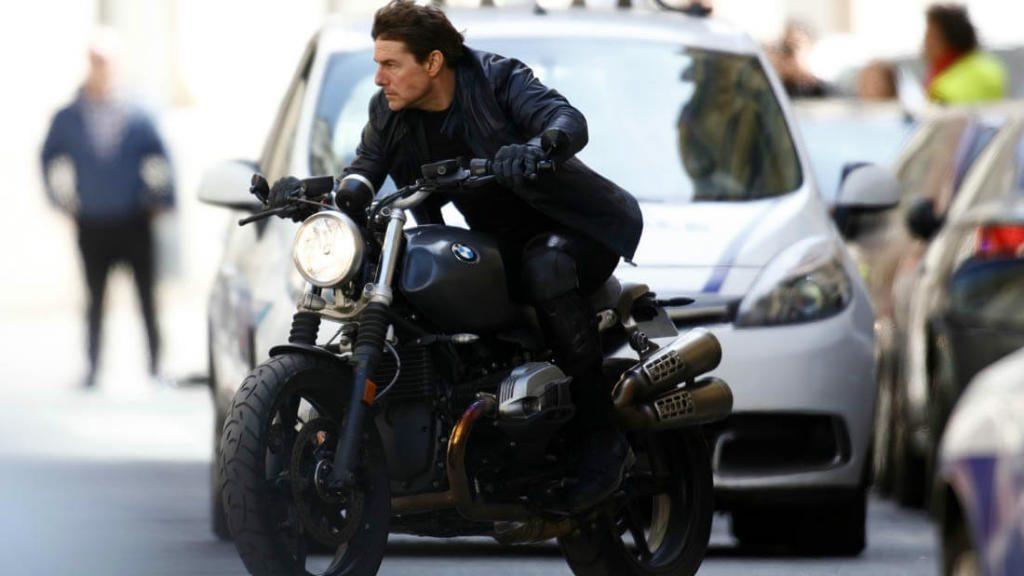 Mission: Impossible 6 - Tom Cruise & Simon Pegg Slika + neke informacije o filmu - Svijet filma