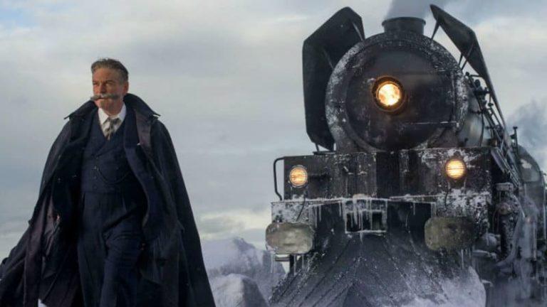 Recenzija: Murder on the Orient Express (2017)