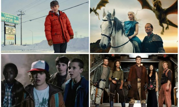 10 Najboljih TV serija 21 stoljeća!